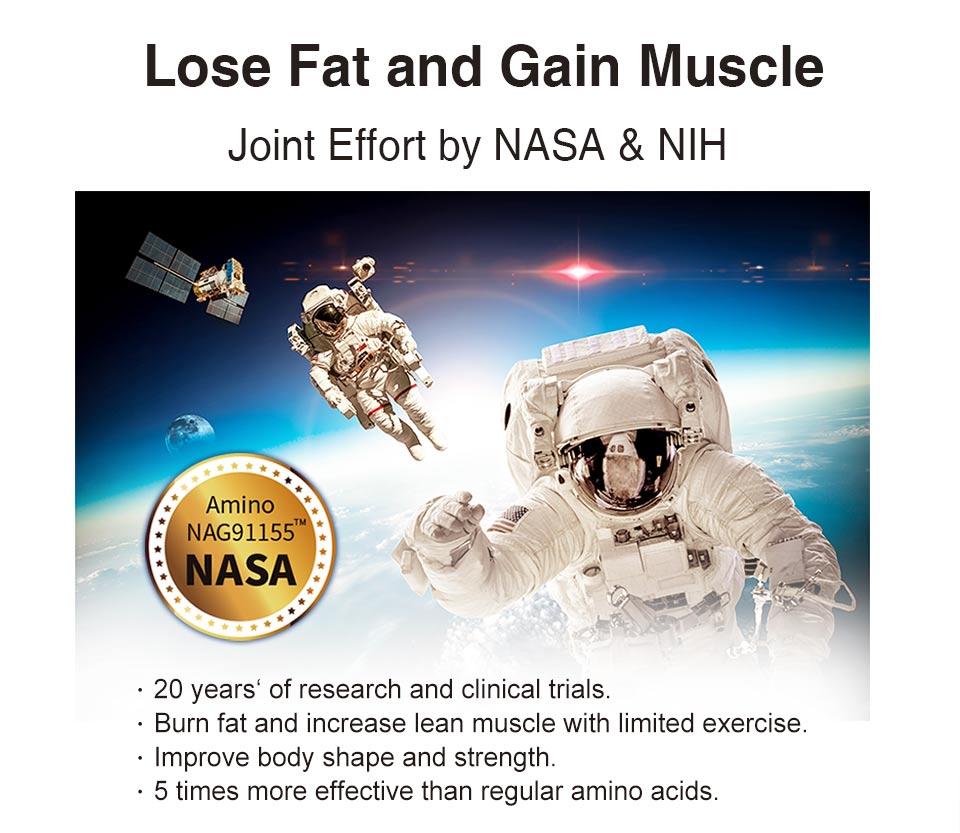 專利美國太空人胺基酸,增強運動效果