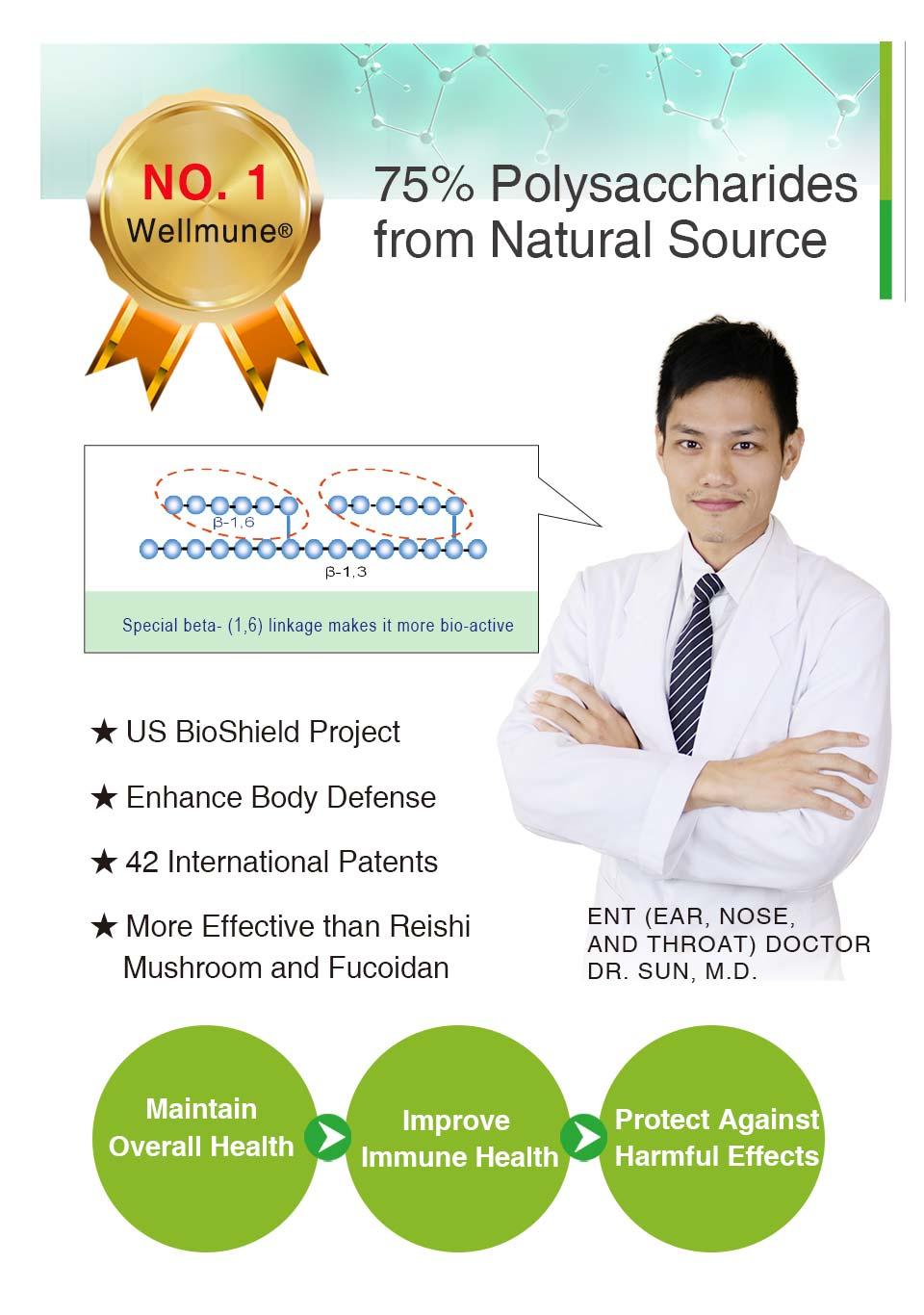 提升免疫力、幫助解毒、改善過敏