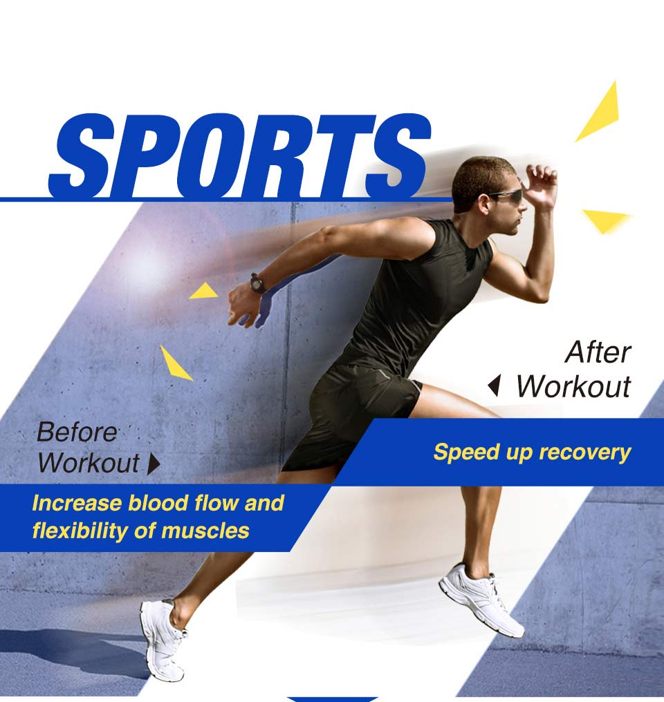 足底筋膜炎、五十肩快速修復有效緩解疼痛