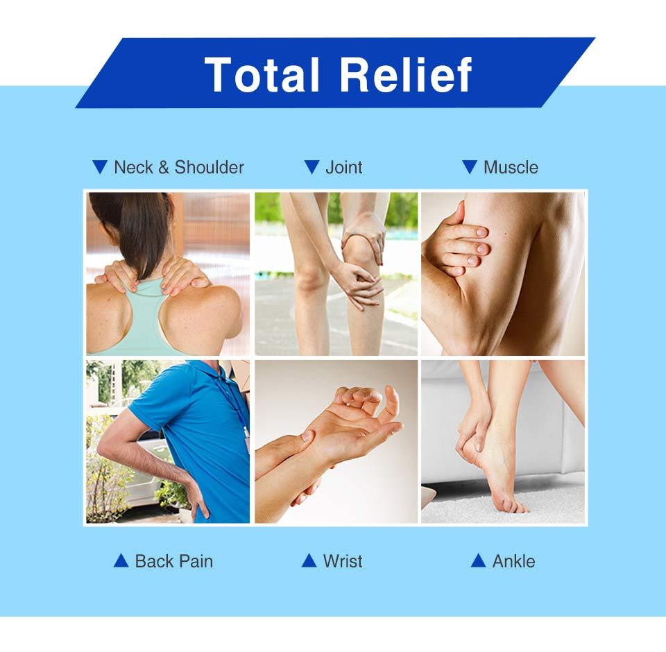 肩頸膝蓋手臂腰背手腕腳踝都可使用