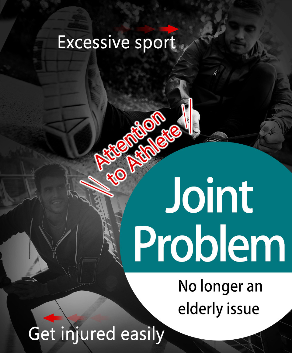Glucosamine is a key nutrient for joint health
