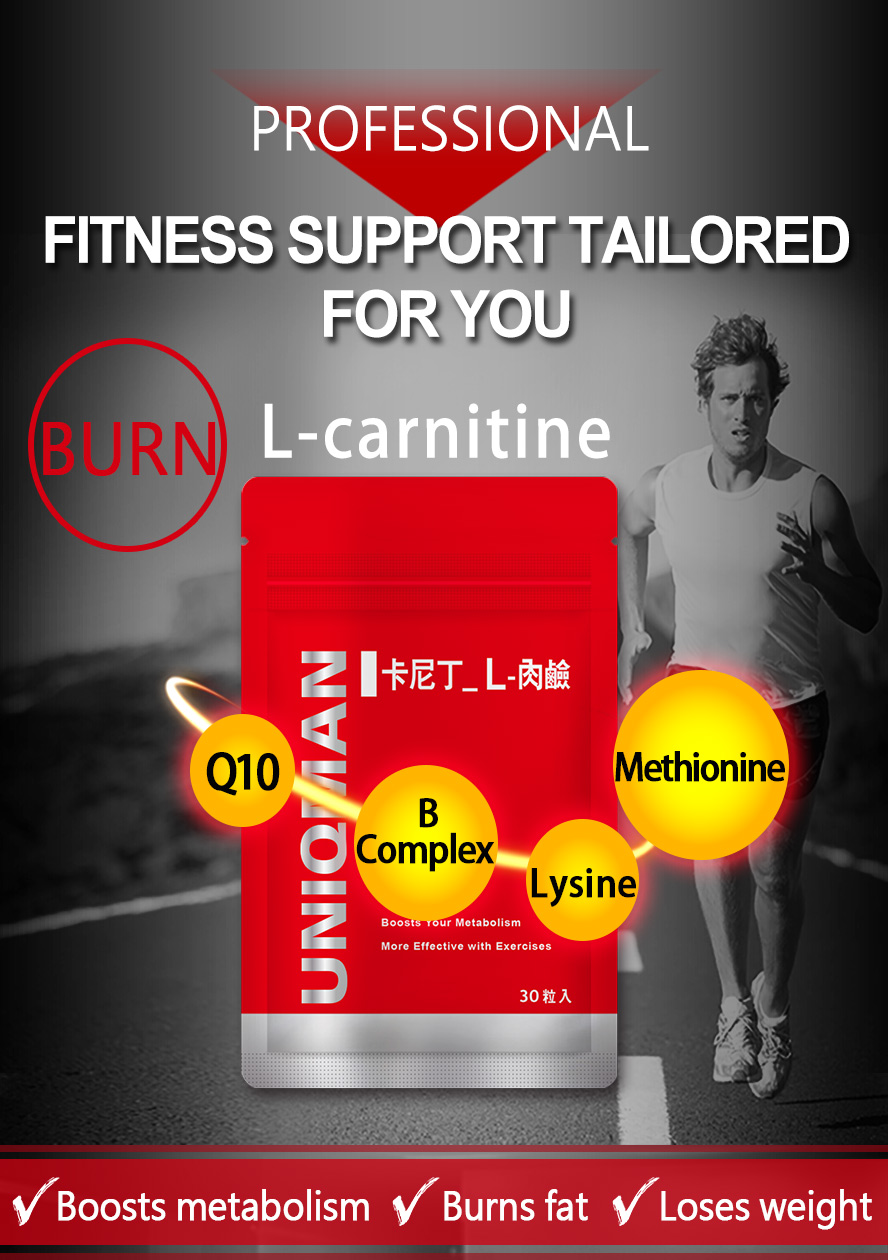 L-carnitine makes it ideal for athletes and bodybuilders