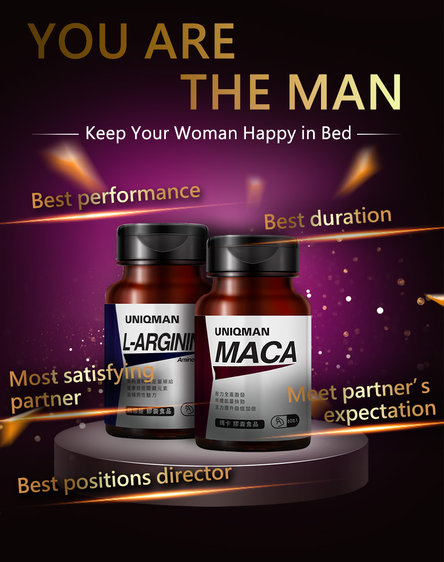 Maca supports vitality, body strength and well-being