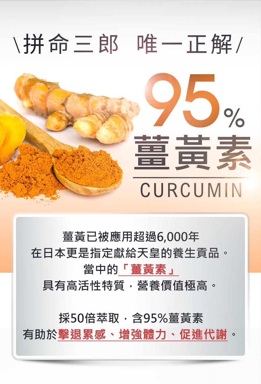薑黃是日本天皇補肝聖品,且Uniqman薑黃肝精添加專利胡椒素,更能發揮護肝功效